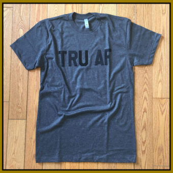 WHO IS TRU AF?