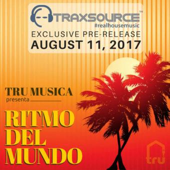 TRU032 RITMO DEL MUNDO | PRE RELEASE 8/11