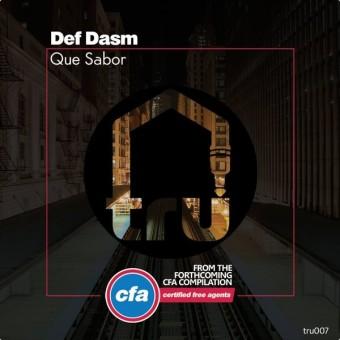 Def Dasm – Que Sabor