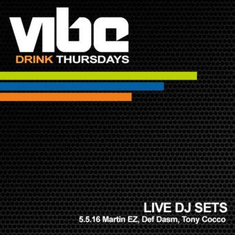 Exclusive LIVE Mixes from Martin EZ & Def Dasm