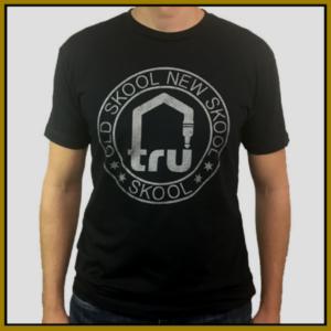 Tru Skool T (Black)