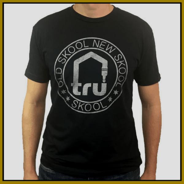 70bc2efc Tru Skool T Black – Tru Musica