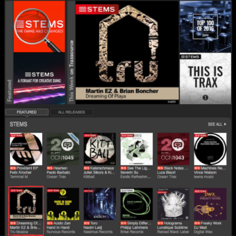 FEATURED STEM RELEASE ON TRAXSOURCE
