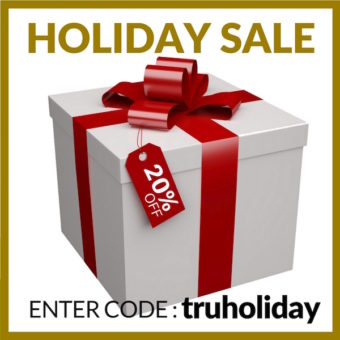 20% OFF – TRU HOLIDAY SALE!