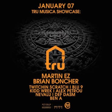 TRU MUSICA AT SPY BAR – RSVP 4 FREE COVER