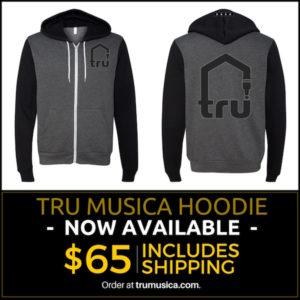 Tru Hoodie (Charcoal Grey)