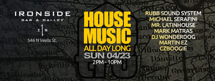 House music all day long tru musica for All house music