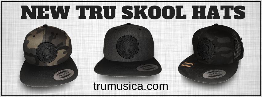 TRU Skool Hats