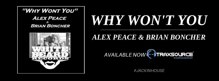 Whitebeard Records - Why Won't You