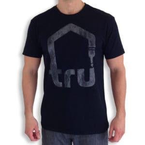Tru Logo T Black