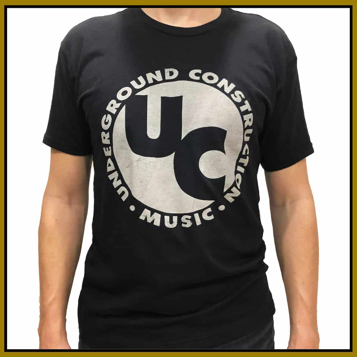 UC Music Icon T Grey