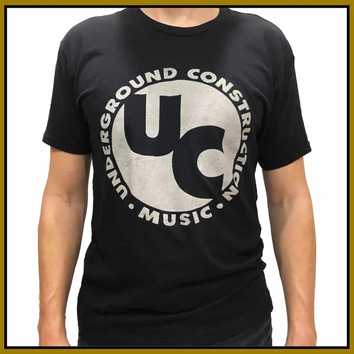 UC Music Icon T Grey