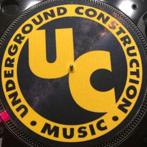 UC Icon Yellow Slipmat Pair