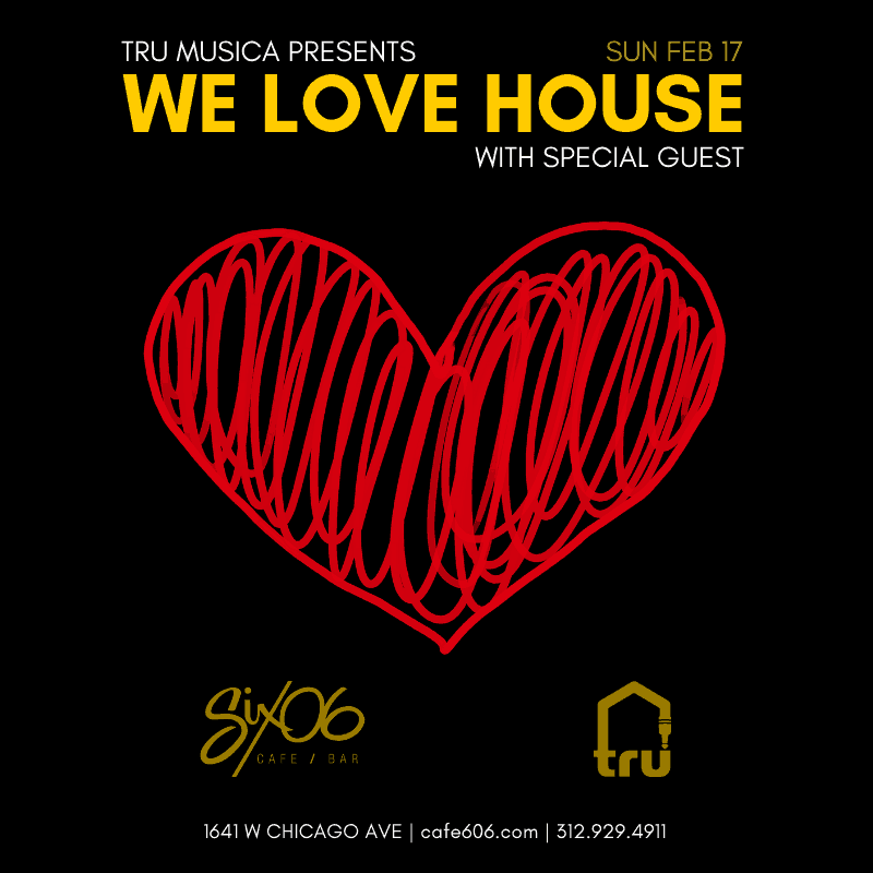We Love House | Line-Up Announced