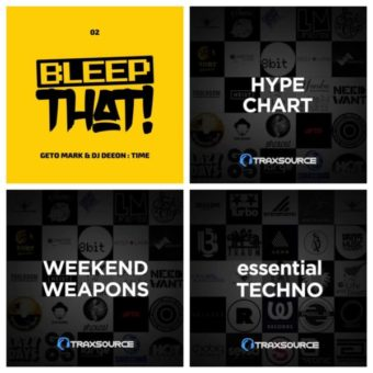 BTHAT02 – Traxsource Techno Top 10