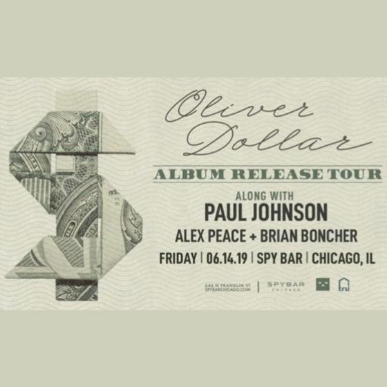 Spy Bar w/ Oliver Dollar & Paul Johnson