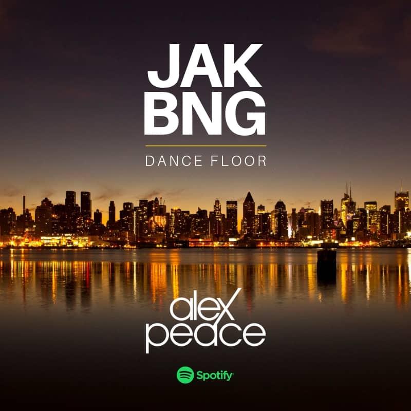 JAK BNG Spotify Playlist