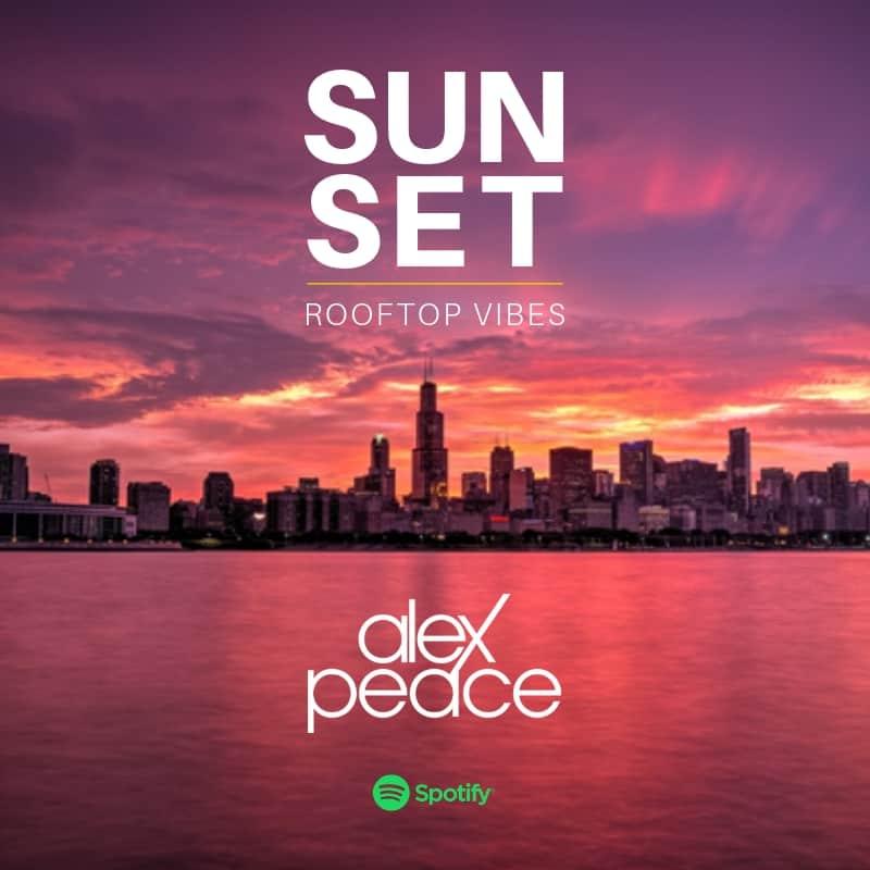 SUN SET Spotify Playlist