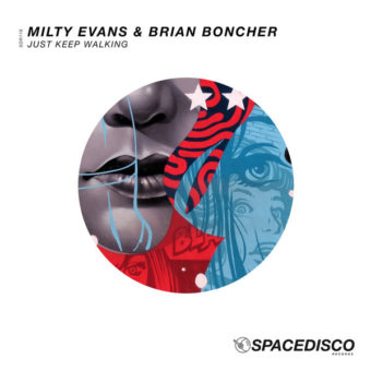 Spacedisco Release from Brian Boncher