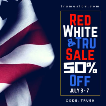 4th Of July Sale – 50% Off Everything