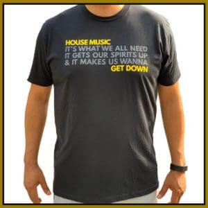House Music Lyric T