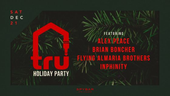 Tru Musica Holiday Party at Spybar – 12/21
