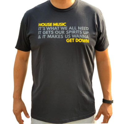 House Music Lyric T