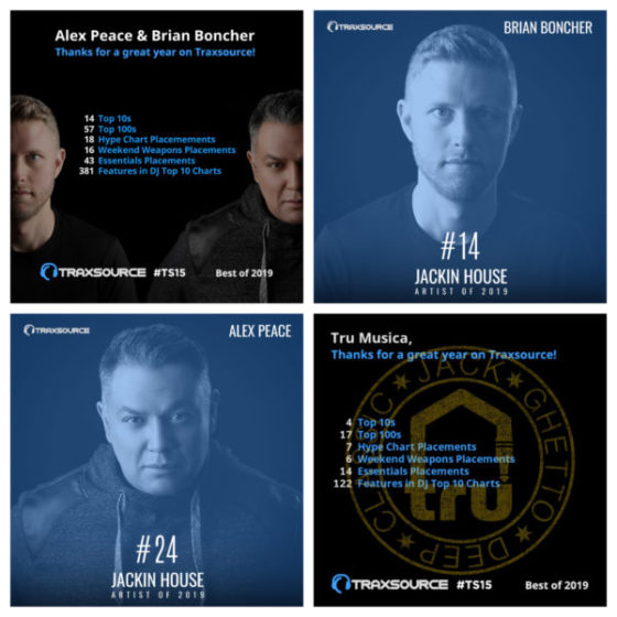Traxsource – Best Of 2019