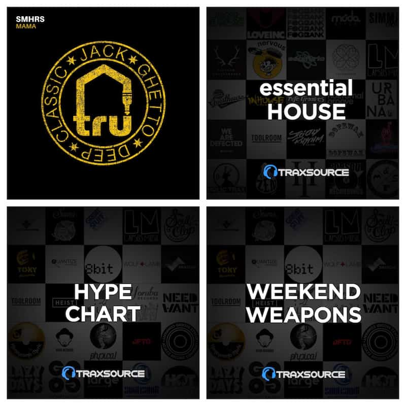 """Mama"" hits Traxsource House Top 100"