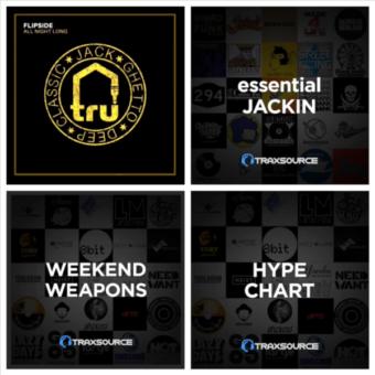 Traxsource Charts for DJ Flipside