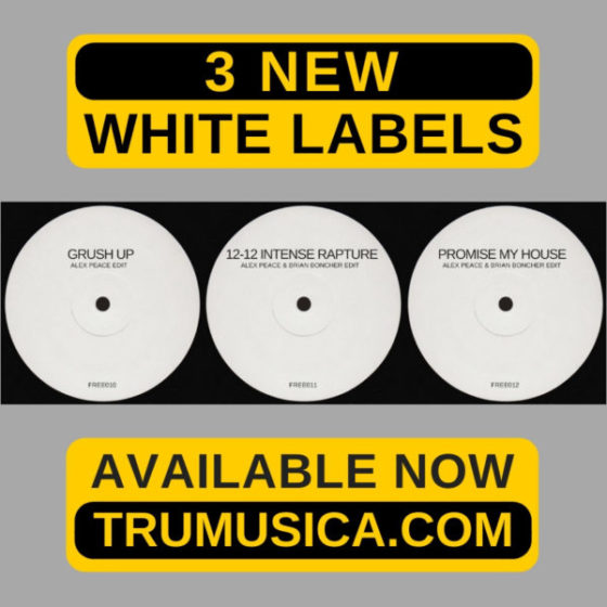 Now Available – 3 New White Labels