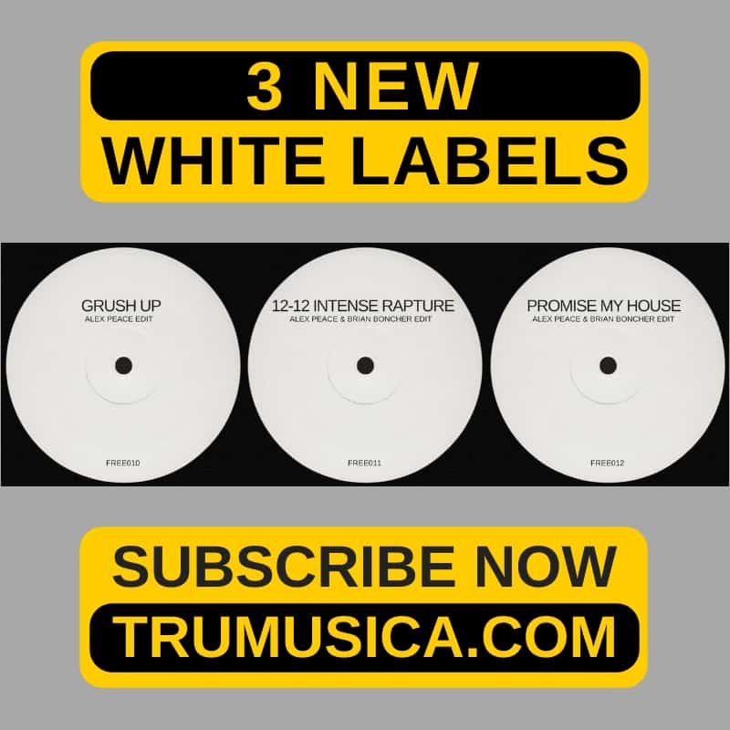 Subscriber Exclusive – 3 New White Labels