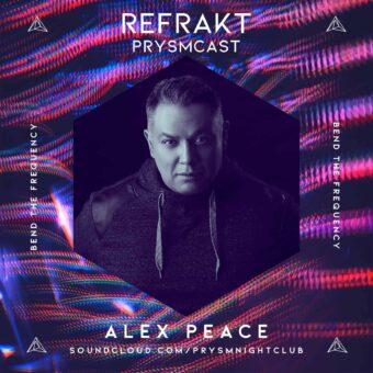 Alex Peace – Prysmcast Mix Exclusive