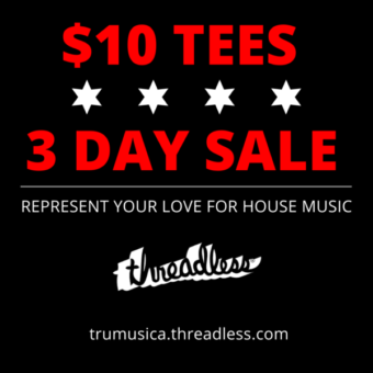 3 DAY SALE ON TEES