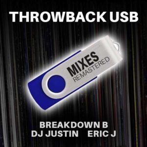 Breakdown B – Throwback USB