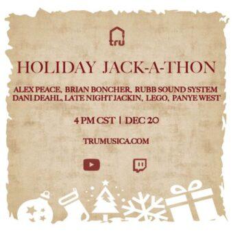 Holiday Jack-A-Thon
